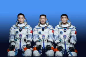 - CSS crew 1 300x200 - China Readies First Crew for Tianhe Space Station – SpacePolicyOnline.com